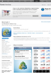 metatrader-ipad